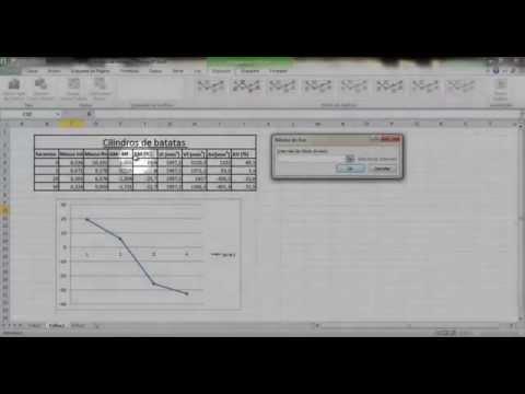 Tutorial excel - Gráfico de linhas