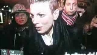 Emma Marrone - Servizio La vita in diretta 13/02/12