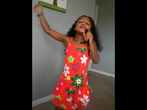 JADA ANGEL 7 YEARS OLD SINGING LOVE ON TOP BY BEYONCE!