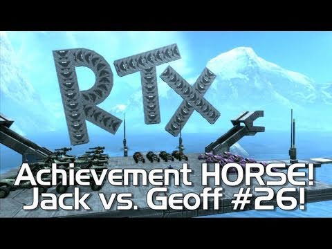 Halo: Reach - Achievement HORSE #26 (RTX Edition!)