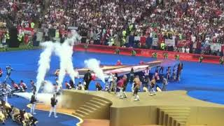 Nicky Jam X & Live It Up - 2018 World Cup Closing Ceremony