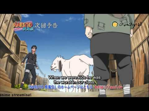 Naruto Shippuuden episode 240 trailer