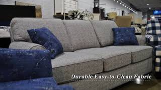 England Weaver Sofa, Loveseat, Chair, and Ottoman at Big Sandy Superstore