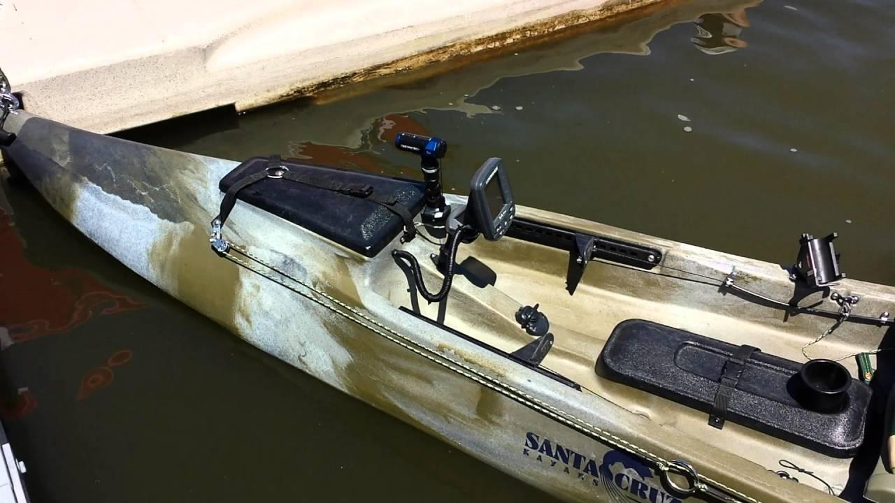 DIY Santa Cruz Raptor Kayak Version 2