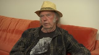Neil Young on Trump: 'I hope people vote him out'