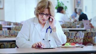 Apple - iPad in Business - Profiles - Hospital Corporation\ufeff of America