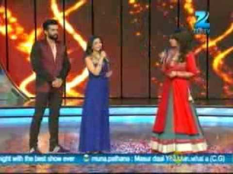 Dance India Dance Season 4 December 14 2013 - Madhuri Dixit...
