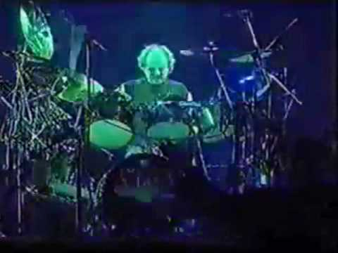 Alan White Drum Solo