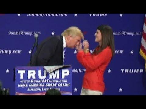 Trump: Verify my Hair!