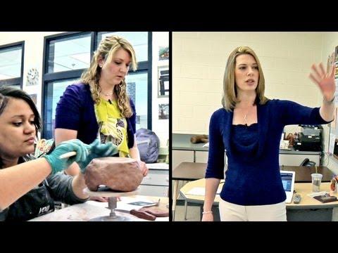 Mixing Art + Politics -- Integrated Studies in High School