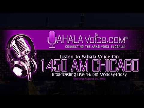 Yahala Voice the Arabic Radio in Chicago