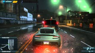 Need for Speed: Most Wanted a Criterion Game. Катаюсь)