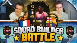 FIFA 19: IF DEMBÉLÉ Squad Builder Battle 💥😍🇫🇷