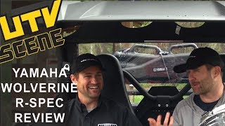 2016 Yamaha Wolverine R-Spec Review