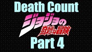 Jojo Death Count Part 4: Diamond Is Unbreakable