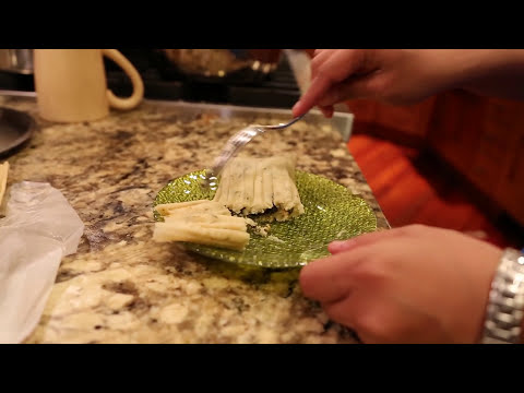 Homemade Tamales Part 2: the masa & assembly.mov