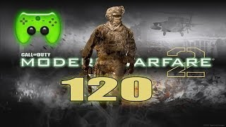 MODERN WARFARE 2 # 120 - Verwuchert «»  Let's Play Modern Warfare 2 | HD