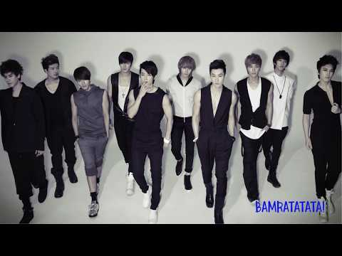 [3D AUDIO] Super Junior - Bonamana (Please use Headphones!)