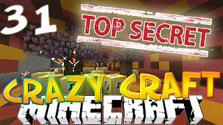 "Minecraft CRAZY CRAFT 3.0 #31 ""SECRET ROOM!"" (Crazy Craft SMP)"