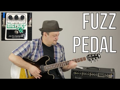 Guitar Effects Pedals - Fuzz -  Big Muff - Marty's Thursday Gear Reviews