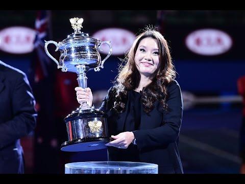 Celebrating Li Na - Australian Open 2015