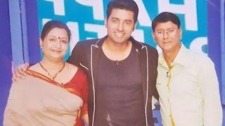 Ankush Hazra Family Album । অঙ্কুশ হাজরা পরিবার   Actor Ankush Hazra with his Family