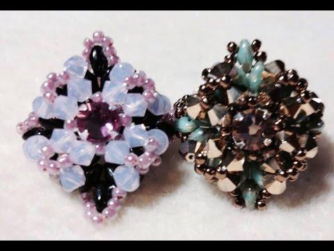 (Tutorial) Diamond Star Ring (Video 66)