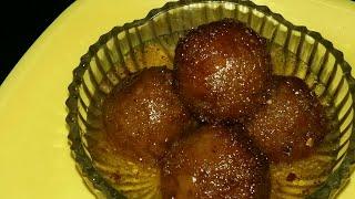 Basi Roti ke gulab jamun Recipe.