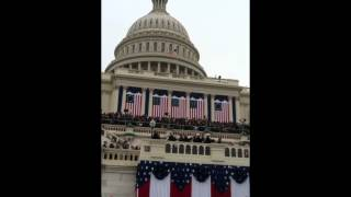 Senator B.G. in D.C.: The 2013 Presidential Inauguration