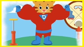 Play & Learn About Morning And Bedtime Routines, Daniel Tiger