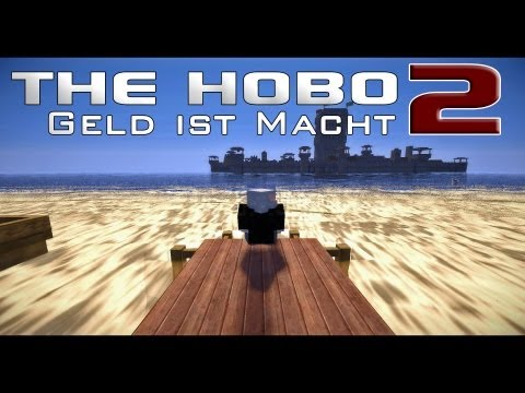 The Hobo 2 - Geld ist Macht - Deutscher Minecraft Film