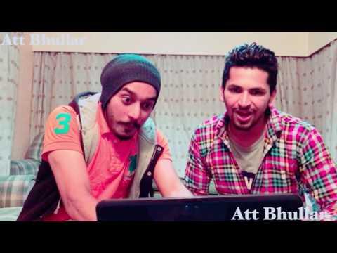 Singh Vs Kaur Punjabi Movie Comedy scene|Dubbing| Att Bhullar | Anmolpreet singh Bhullar