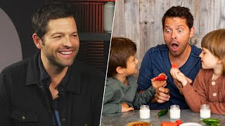Why 'Supernatural' Star Misha Collins Wrote a Cookbook