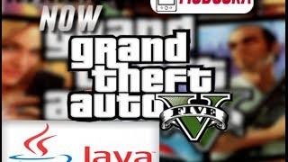 Grand Theft Auto 5 (GTA V) Java Gameplay & Download