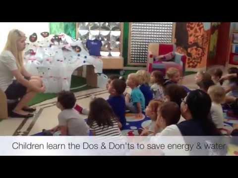 Blossom ECO Monitors Energy Saving Nursery Dubai