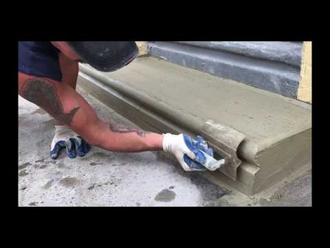 Drone - Wet Cement