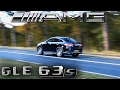 Mercedes AMG GLE 63 S SOUND & DRIVE by AutoTopNL