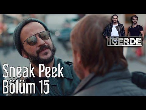 İçerde 15. Bölüm - Sneak Peek