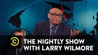 The Nightly Show - 5/12/15 In: 60 Seconds