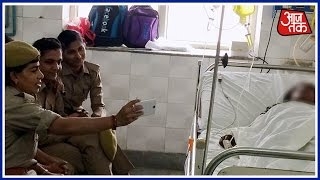 100 Shehar 100 Khabar: UP Female Cops Suspended For Taking Selfies While Guarding Acid Attack Victim