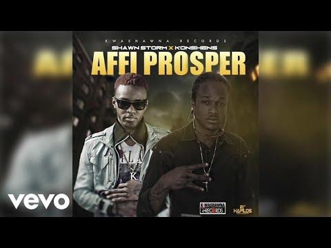 Shawn Storm, Konshens - Affi Prosper