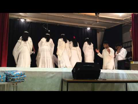 Choreography sarvadhikaram Karangalill (above All Powers) - Mcb Girls video