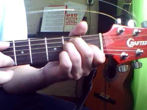 Ты лети моя душа (Бандера) Аккорды на гитаре, разбор