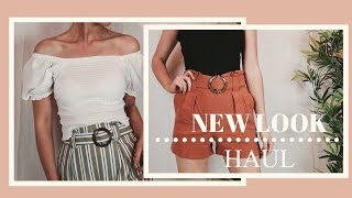 New Look Try On Haul 2019