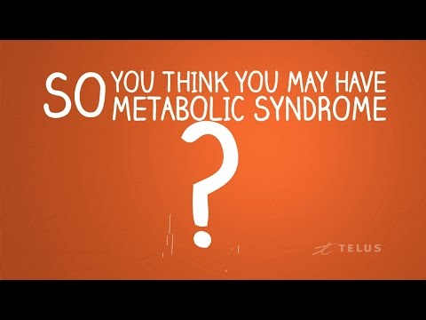 Chances Are You Have At Least One Symptom of Metabolic Syndrome