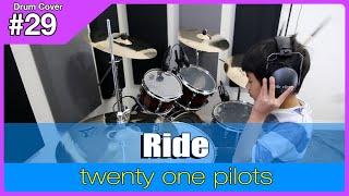twenty one pilots - Ride - Drum Cover