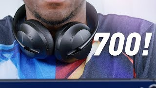 Bose Headphones 700: The King is Back!