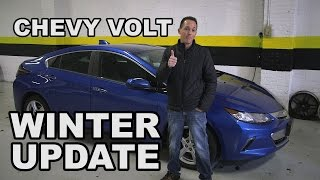 Chevy Volt - Not The Best Winter Car