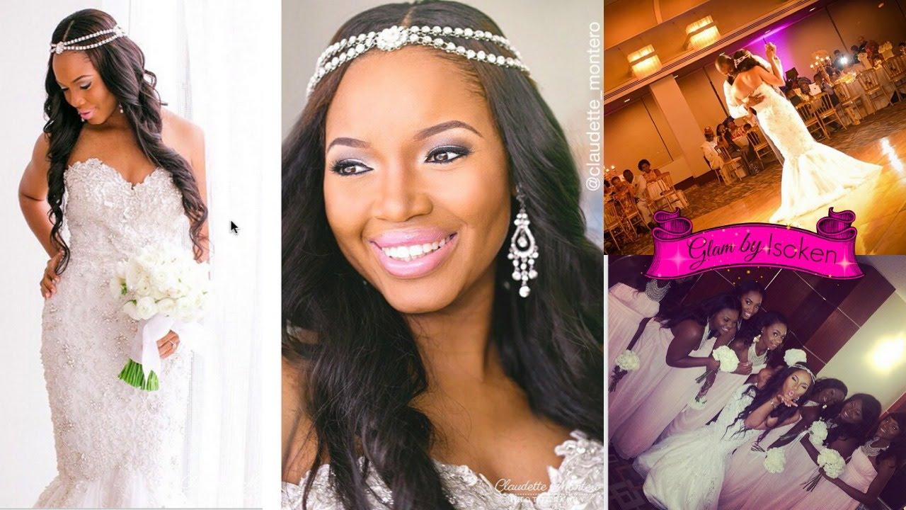 GlambyIsoken: Bridal Makeup, Hair and Bridal Party # ...