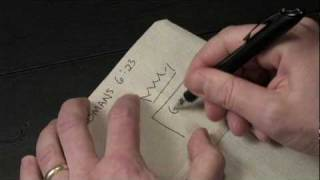 Napkin Theology 1 - Peace with God